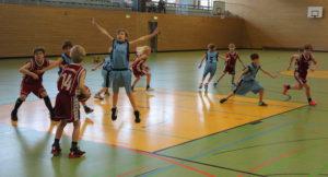 Defense im Spiel gegen Staffelsee