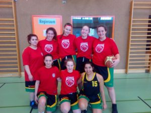 Unsere U18 in Wien